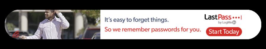 LasPass – Family or Org Password Vault